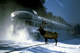 Photo courtesy VIA Rail Canada.