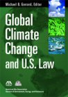 Cover of Global Climate Change and U.S. Law