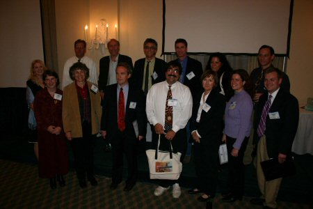 Some of the 2004 SEJ Award winners.