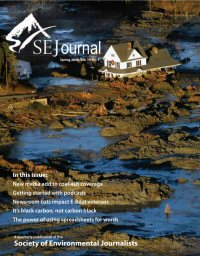 Cover of SEJournal Spring 2009