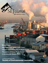 Cover of SEJournal Winter 2008-09