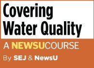 Covering Water Quality graphic