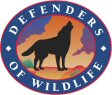 Defenders of Wildlife logo.