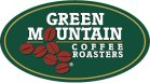 Green Mountain Coffee Roasters logo.