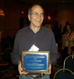 2006 Stolberg winner Dale Willman. Photo by Beth Parke.
