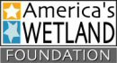 America's WETLAND Foundation logo.